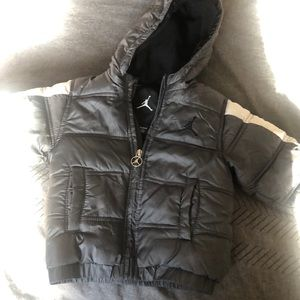 Jordan infant winter coat